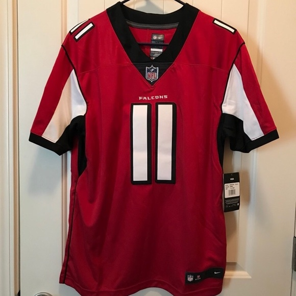 promo code c3e6a fc8af Youth Julio Jones NFL Jersey NWT